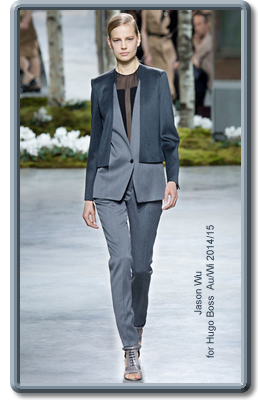 Jason Wu for Boss Au/wi 2014/15